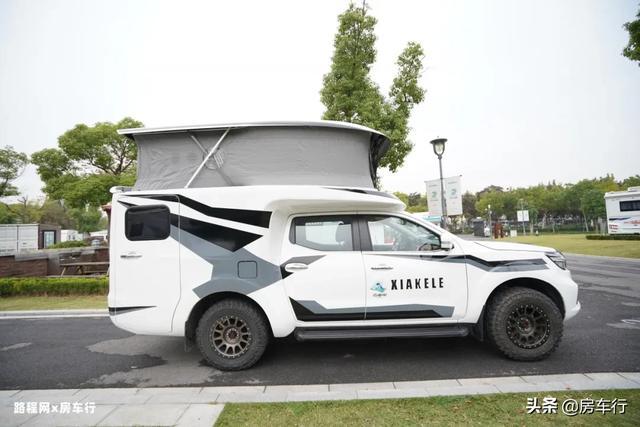 可下地库的四驱越野皮卡房车,可折叠的独立卫生间,牛了-10.jpg