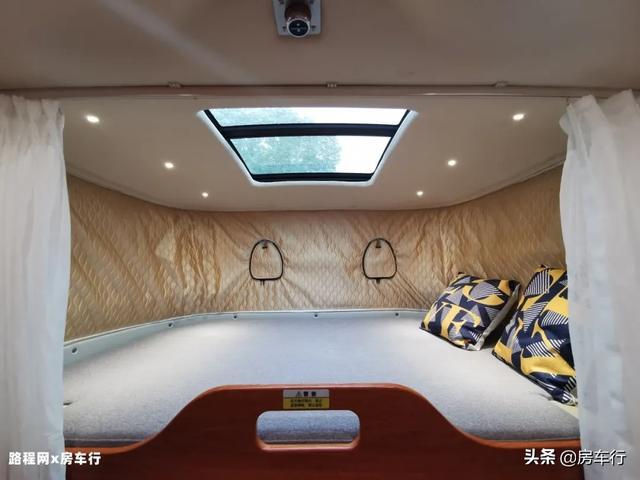 可下地库的四驱越野皮卡房车,可折叠的独立卫生间,牛了-17.jpg