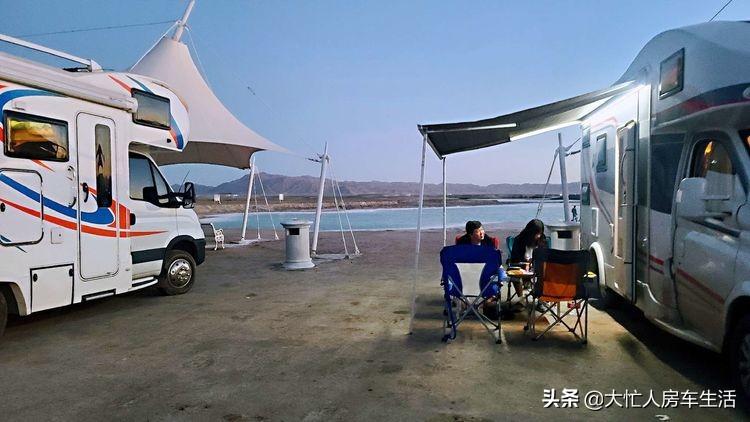 房车露营大柴旦翡翠湖,观光车大门准备好了免费的时间应该不长了-85.jpg
