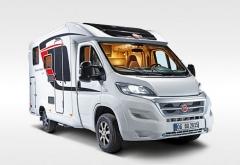 宾仕盾自行式Travel Van t590G房车