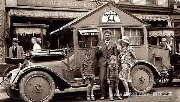 【能将商务车改装为房车吗】房车的百年发展历史介绍 它必将是更时尚的生活方式