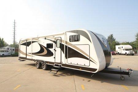 巨威营地式房车