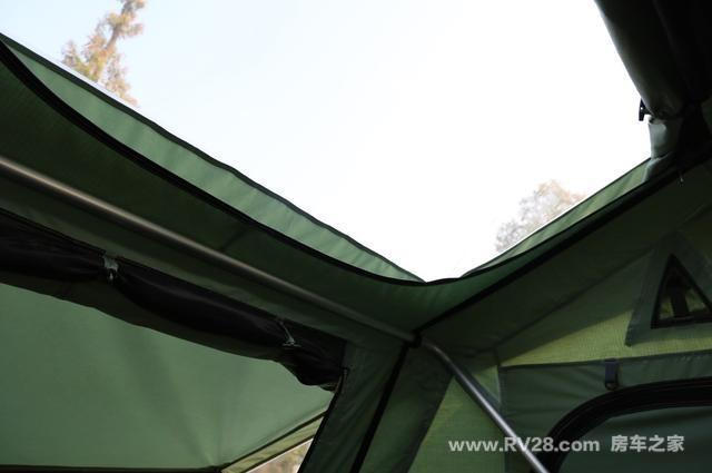 蜜獾车顶帐篷,只需万元左右就将爱车改装成了一款房车