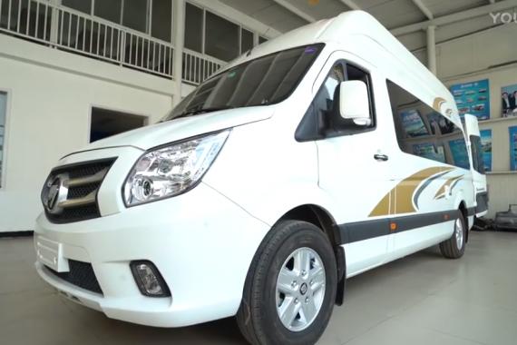 福田G7房车只要14.8万元,这个价格你心动了吗?