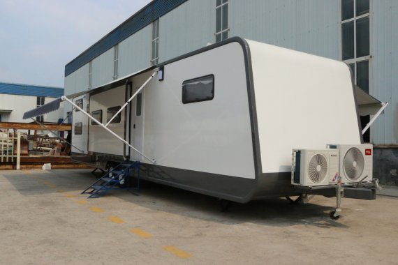 凤凰12米营地房车