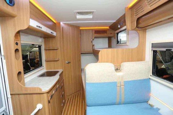 爱旅途星途YC80A房车内部图片