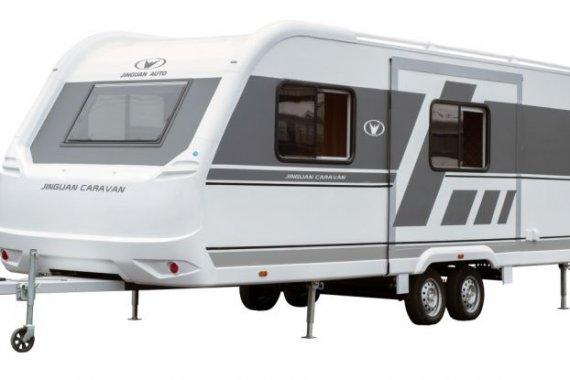 金冠候鸟F950E营地房车