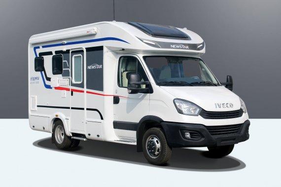 新星依途T600风尚版房车