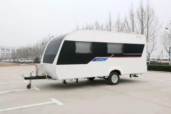 宇通6米拖挂房车