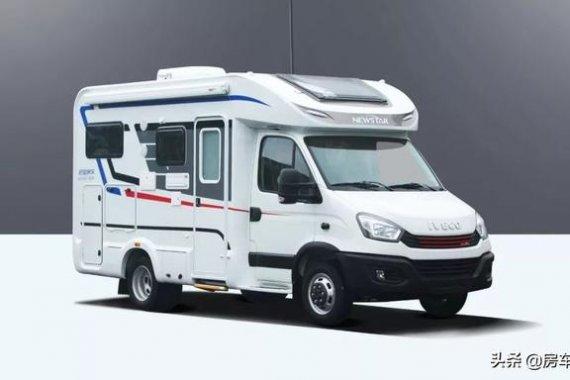 功能齐全又精致的新星房车,全铝车身两种布局,你更喜欢哪款? ...