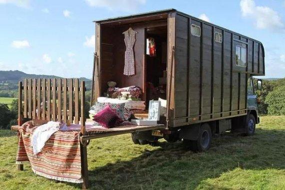 货车想改装成房车,怎样改装才能不被罚款?