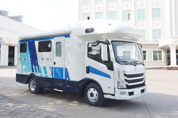 新飞H300轻卡房车