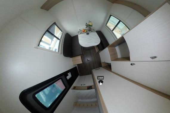 德兴美式小型拖挂房车VR全景