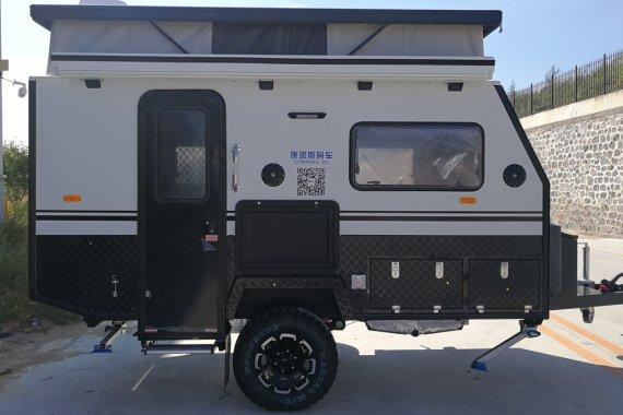 康派斯CS05拖挂房车,澳洲越野拖挂风格,配套设施齐全