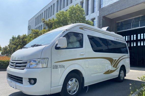 侣友福田G9加高顶旅居车,纵置拓展下铺客户定制版