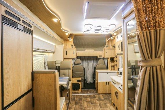 戴德E途ProMax房车内部图片