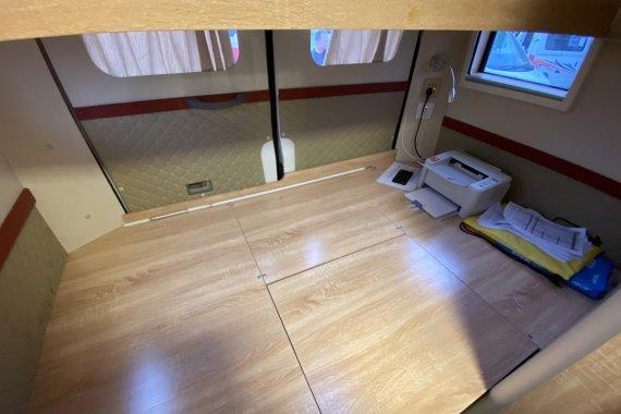 阳光尚游五菱房车内部图片