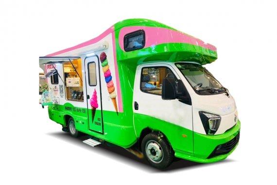 菜马冰淇淋房车