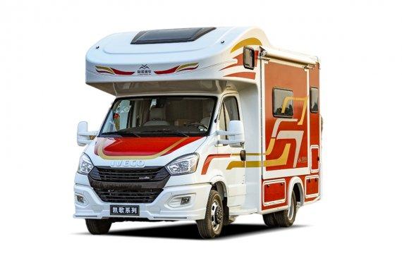 隆翠凯歌C630双拓旅行版房车