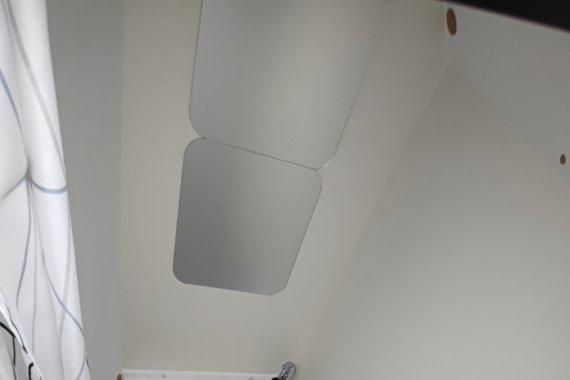 德兴370B美式拖挂房车卫浴间图片