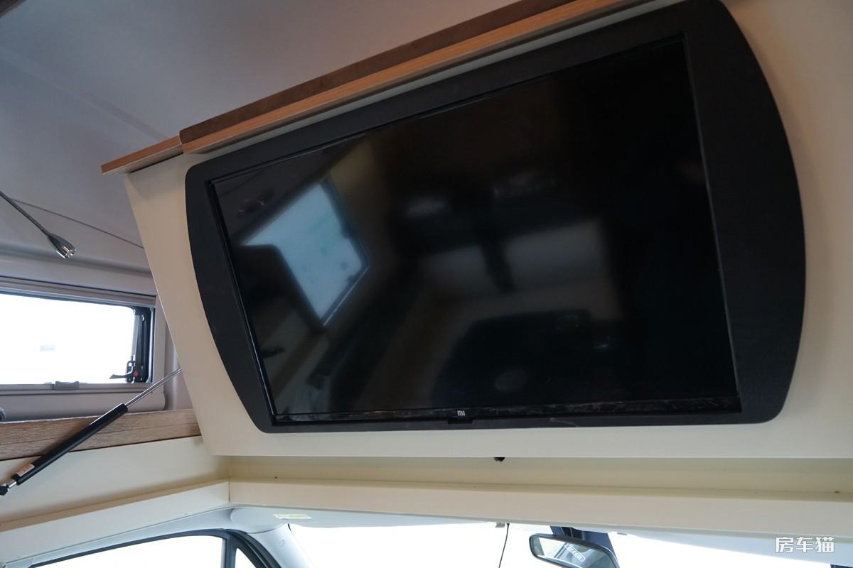 赛德冰点先生冰淇淋房车内部图片