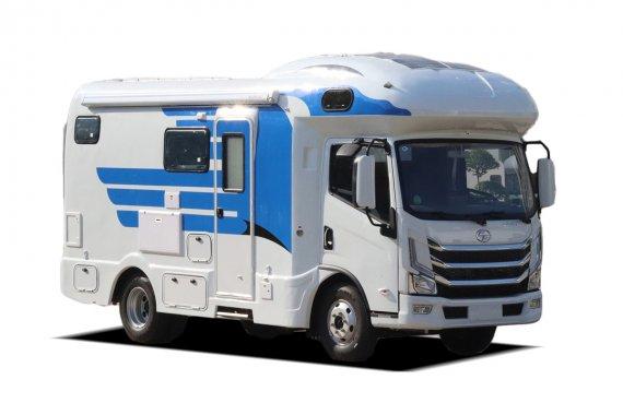新飞H300竖床子母床版房车