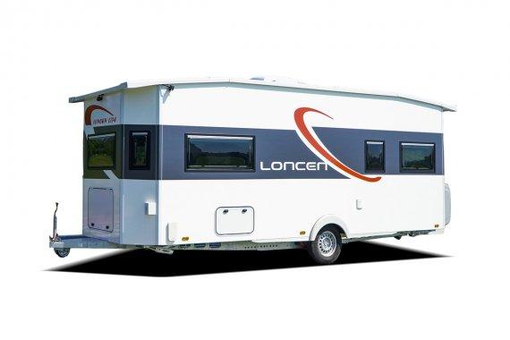 朗宸LC-70(7m)上路拖挂房车