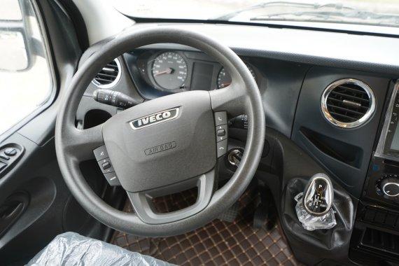凤凰上途C1风尚版房车驾驶室图片